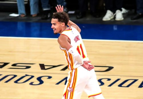 Hawks, Trae Young take bow after sending Knicks to early vacation