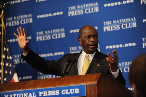 Herman Cain Dies At 74 After Fight With Coronavirus
