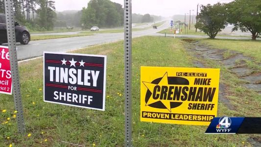 Incumbent and challenger vie for your vote for Oconee County Sheriff