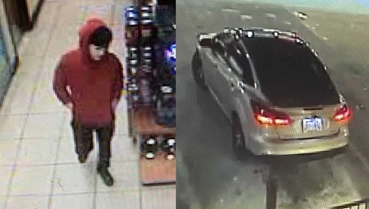 Suspect sought in attempted robbery inside Sheetz bathroom in Fayette County