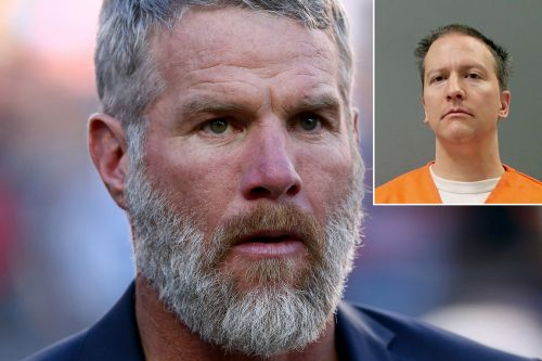 Brett Favre says it's 'hard to believe' Derek Chauvin meant to kill George Floyd