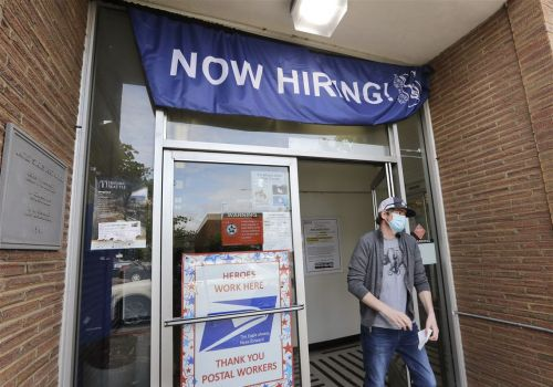 U.S. adds 4.8 million jobs as unemployment falls to 11.1%