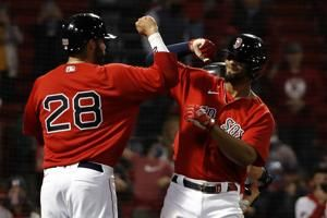 Bogaerts' 3-run HR, Rodríguez lift BoSox over Blue Jays 4-2
