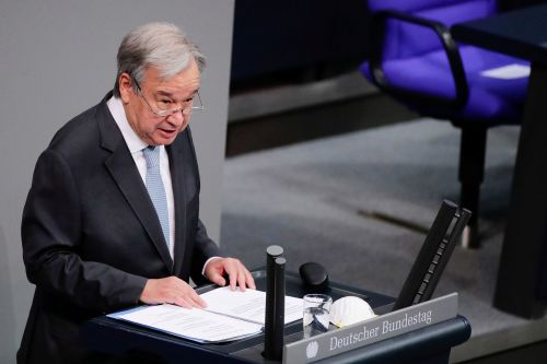 UN chief calls white supremacy a 'transnational threat'