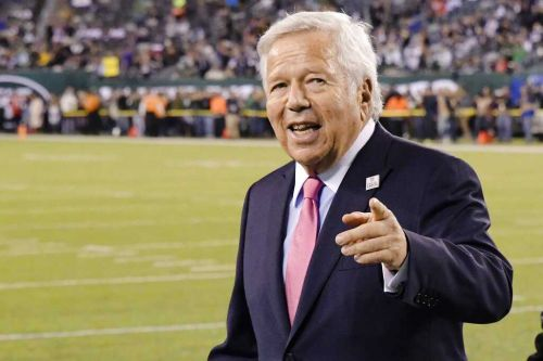 Prostitution charges against New England Patriots owner Robert Kraft dropped