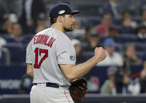 Eovaldi to start Game 2 of ALCS in one of his 'favorite ballparks'