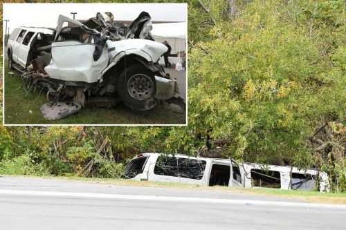 Limo crash that killed 20 partly caused by state agencies: NTSB
