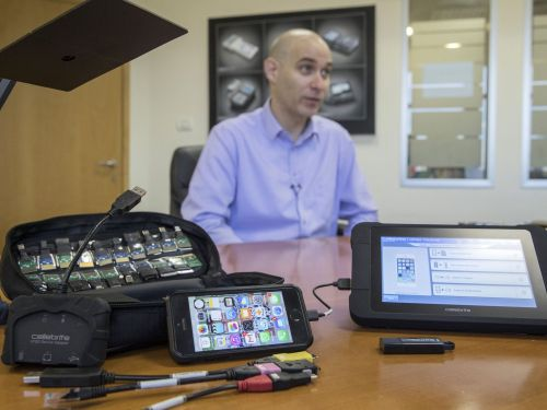 The CEO of Signal is squaring up to Cellebrite, a company that helps cops hack into locked phones, claiming its software is full of security flaws