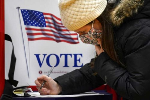 Here are the high-profile companies that have signed a statement opposing voting restrictions