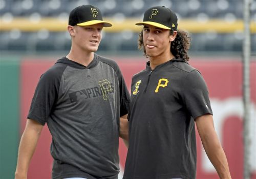 Cole Tucker returns for the Pirates, but there's a catch