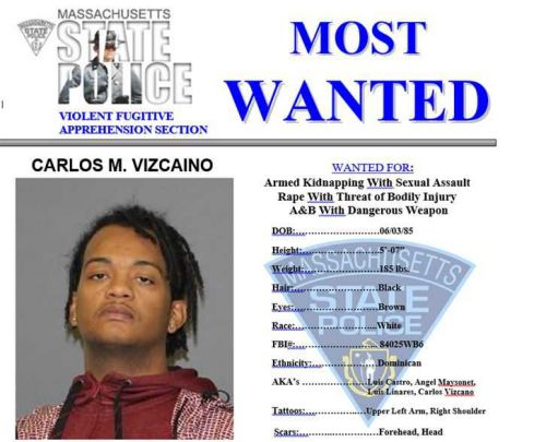 Man accused of kidnapping, raping woman added to Most Wanted Fugitive list
