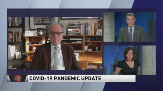 'Is Moderna just as good as Pfizer' Dr. Murphy answers viewer COVID-19 questions 2/25