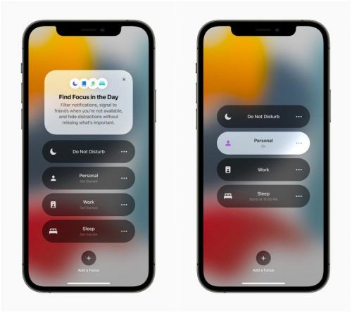 Focus in iOS 15 lets you get rid of distractions - here's how to set it up