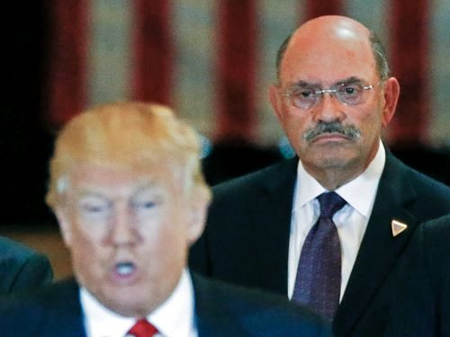 Read the indictment against the Trump Organization and CFO Allen Weisselberg
