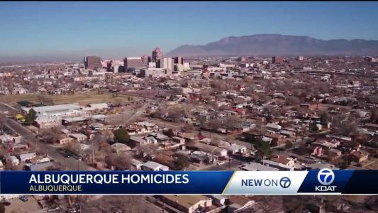 ABQ homicide cases going up during summer months