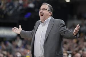 Pelicans' Van Gundy talks teaching, commitment to defense