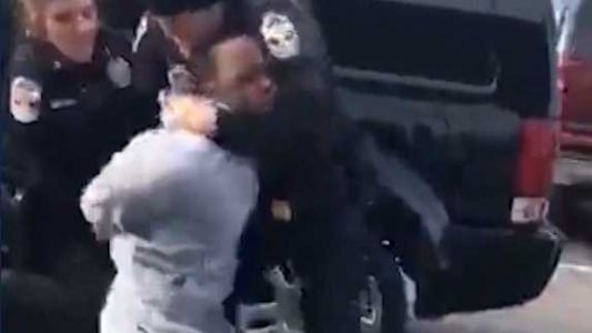 Man sues LMPD, Metro Government for excessive force claims during traffic stop