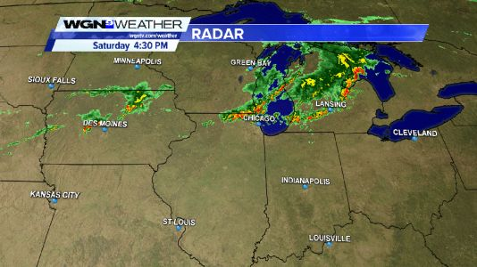 Severe Thunderstorm warning in effect until 5:15PM CDT for southeastern Lake and north-central Cook counties in Illinois