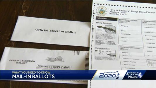Pennsylvania counties push for changes to mail ballot law