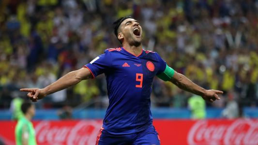 World Cup 2018: Colombia defeats Poland behind Radamel Falcao's first World Cup goal