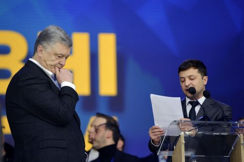 Once Again, Ukraine Steps Into the Unknown