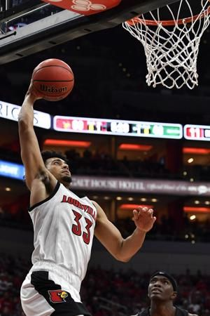 No. 2 Louisville rallies past USC Upstate