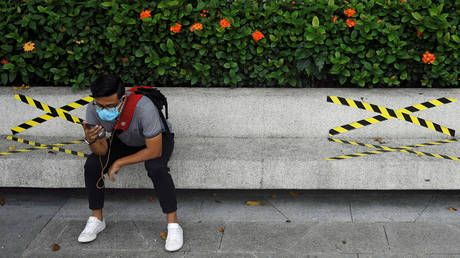 Singapore to tag visitors with electronic monitoring devices to ensure Covid-19 quarantine compliance