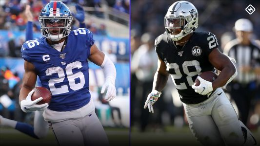 2020 Fantasy Football RB Rankings: Christian McCaffrey, Saquon Barkley lead deep group of running backs