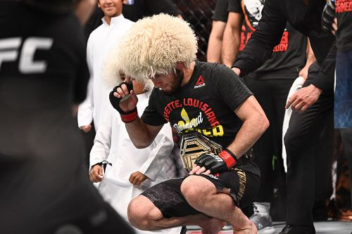 What we're thankful for in MMA this Thanksgiving