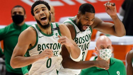 Second half of Celtics 2020-21 schedule released by NBA