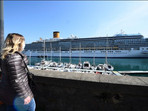 Lawsuit accuses Costa Cruise Lines of hiding a suspected case of coronavirus and jeopardizing 2,000 guests on the Costa Luminosa