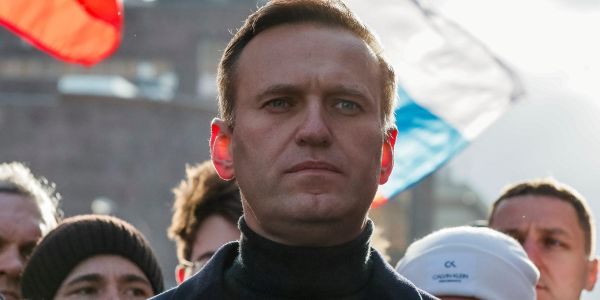 Alexei Navalny says prison authorities threatened to force-feed him because his health has declined so much