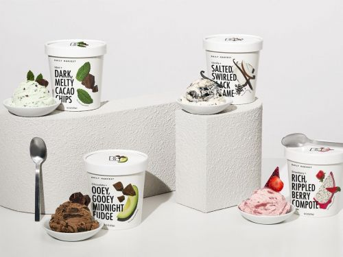 I tried Daily Harvest's new 'Scoops' frozen desserts - the chocolate flavor is the best vegan ice cream I've ever tasted