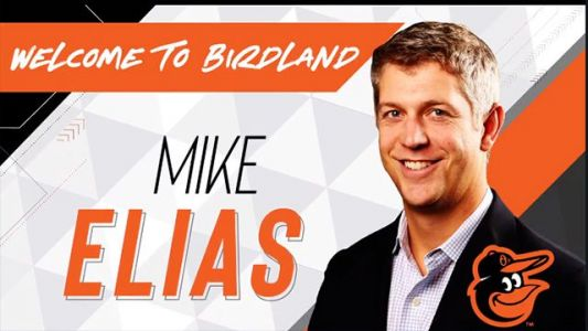 Mike Elias named Orioles executive vice president and general manager