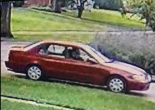 Have you seen this car? LMPD searching for driver in attempted abduction of young girl