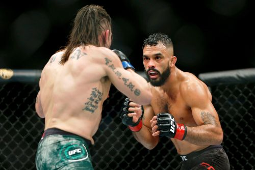 Rob Font took Calvin Kattar's advice at UFC on ESPN 7, and it paid off