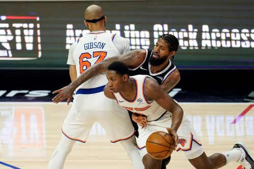 Knicks getting 'different level of respect' from the NBA