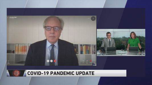 'When will Moderna be available for 12 to 17-year-olds?' Dr. Murphy answers viewer COVID-19 questions 7/23
