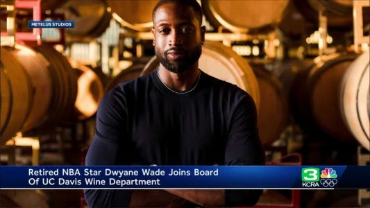 How a retired NBA champ is working to diversify the wine industry