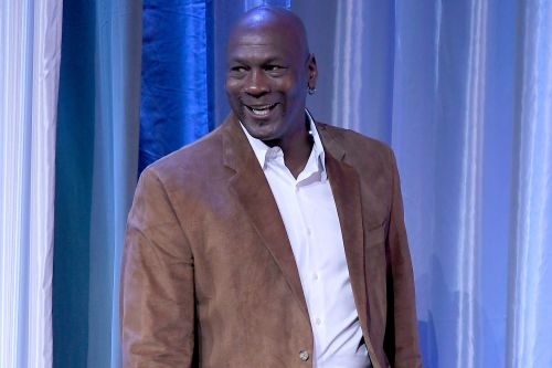 Michael Jordan gets emotional while opening health care clinic for the uninsured