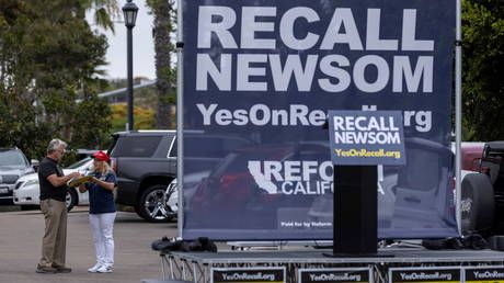 California recall election set for September 14, but effort to boot Newsom likely to fail as state reopens
