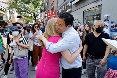 Andrew Yang endorses Kathryn Garcia as second choice for NYC mayor
