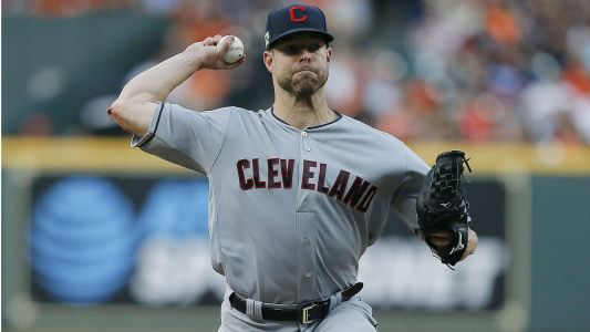 Corey Kluber injury update: Indians ace shut down from throwing for at least 2 weeks