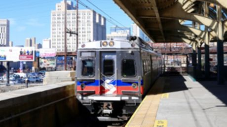 Man arrested for allegedly raping woman on commuter train in Philadelphia as other passengers watched, did nothing