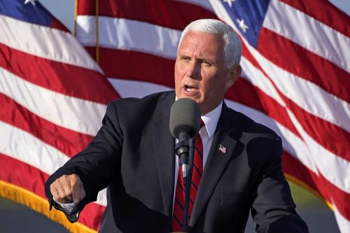 Pence not expected at Barrett's Monday night confirmation vote