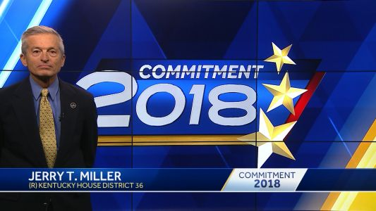 In Their Own Words: Jerry Miller - Kentucky State House District 36