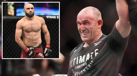 UFC Vegas 6: Aleksey Oleynik and Omari Akhmedov aim to continue Russian MMA revolution in pivotal bouts this weekend