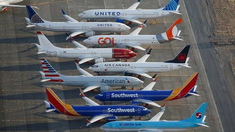 Boeing in more trouble over messages 'misleading' FAA about 737 MAX problems - reports