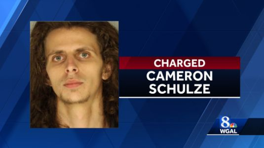 Man charged in weekend crime spree in Lancaster County