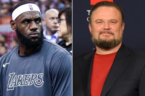 LeBron James rips Daryl Morey over NBA's China controversy